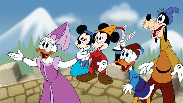 Disney: Mickey