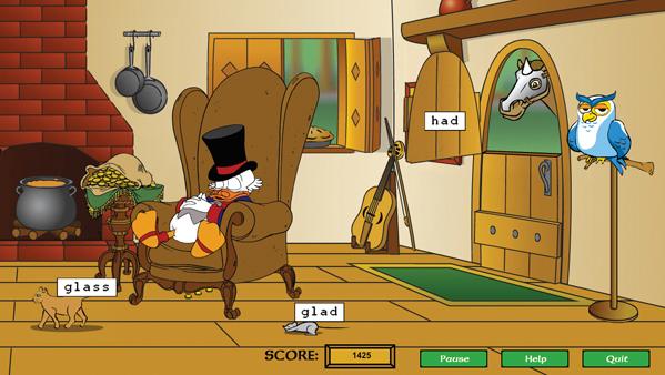 Educational Software Screenshot