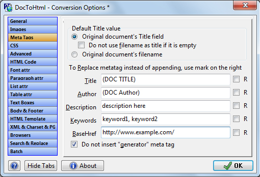 Html To Doc Converter - фото 7