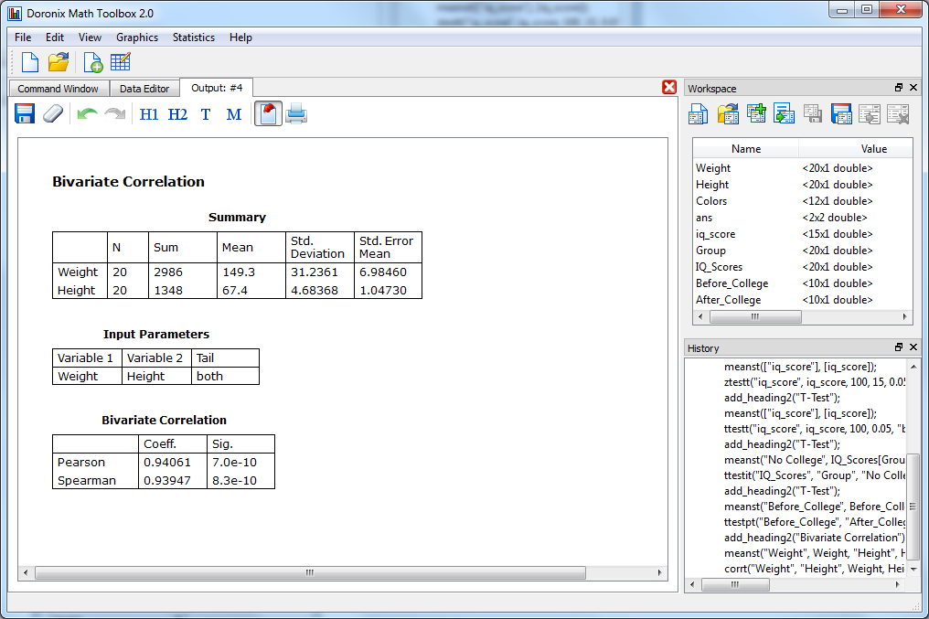 Doronix Math Toolbox 2.0, Software Utilities Screenshot