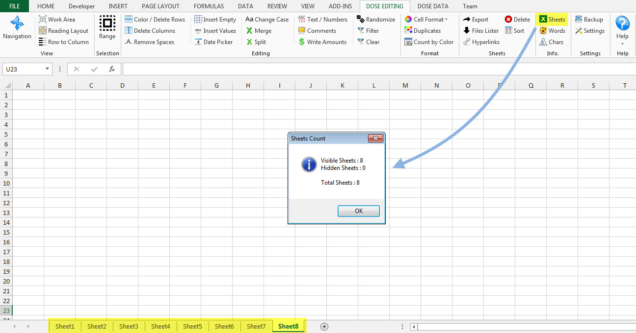 Business & Finance Software, Excel Add-ins Software Screenshot