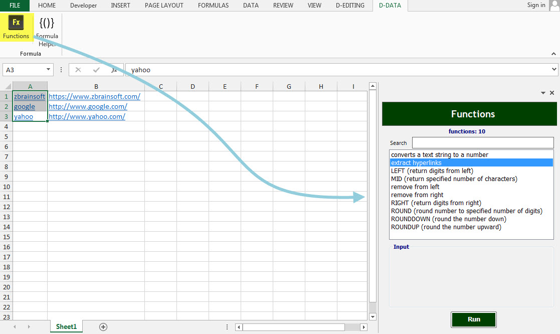 Dose for Excel Add-In Screenshot 16