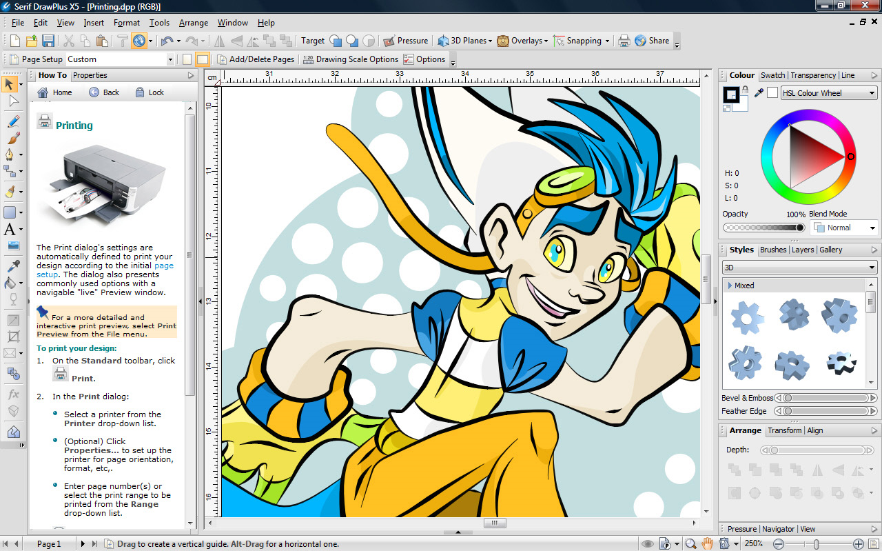 Scribble Drawing Program : Draw plus graphic design software download for pc