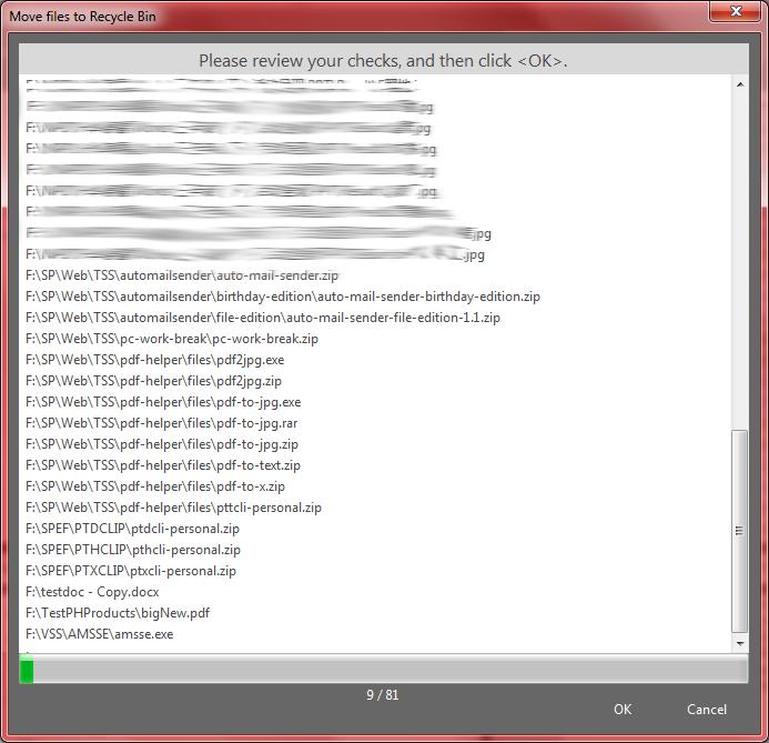 Software Utilities, Duplicate MP3 Finder Plus Screenshot