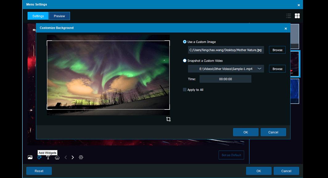 DVDFab DVD Creator Screenshot