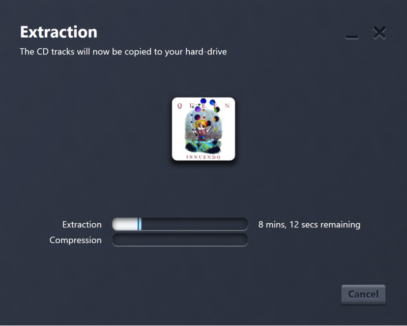 Audio Software, Audio Conversion Software Screenshot