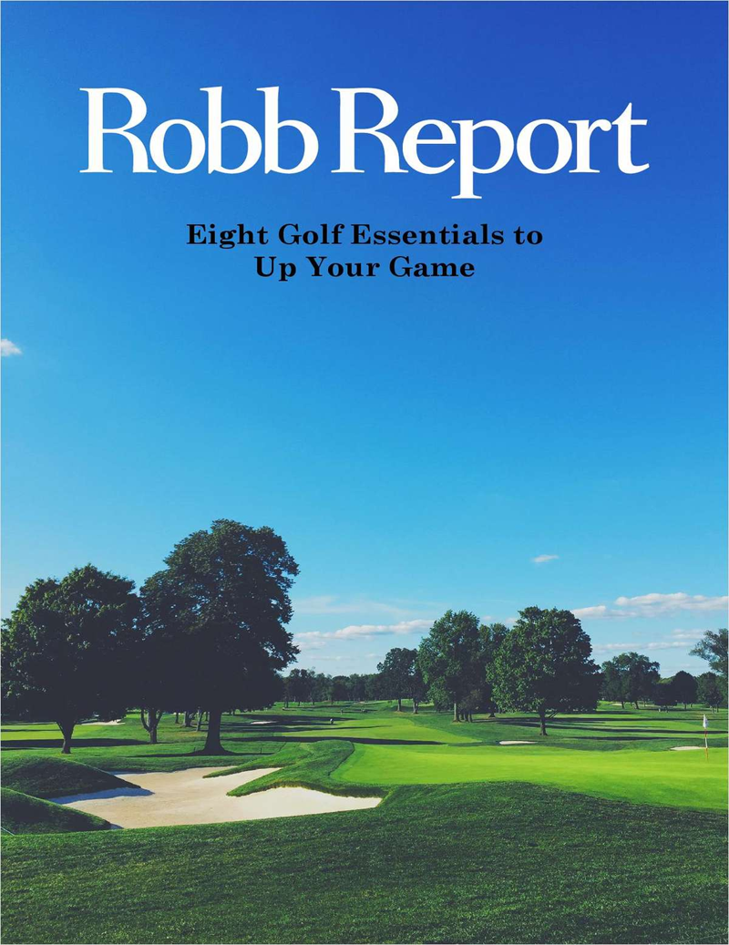 Eight Golf Essentials to Up Your Game Screenshot