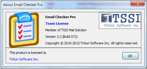 Email Checker Pro, Email Tools Software Screenshot