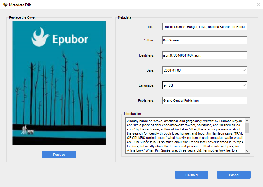 eBook Software, Epubor Ultimate Screenshot