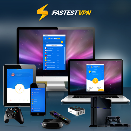 FastestVPN Screenshot