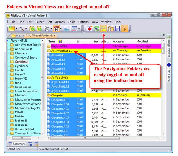 FileBoss, Software Utilities Screenshot