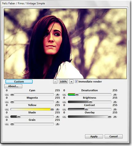 Fima effects pack Screenshot