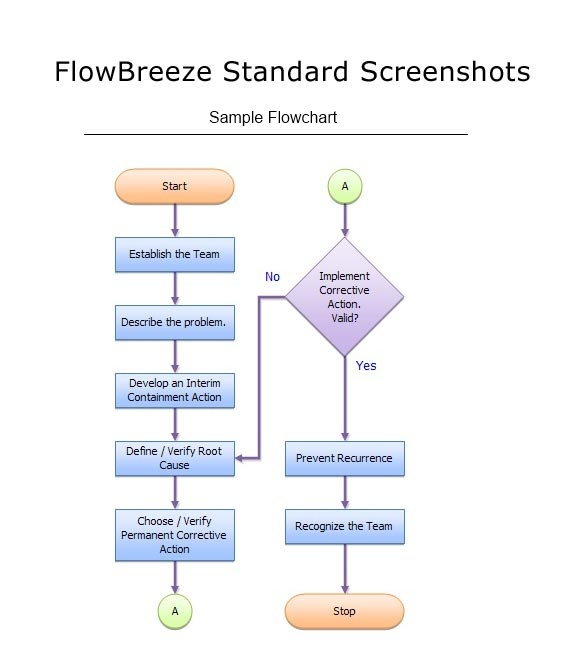 FlowBreeze Screenshot