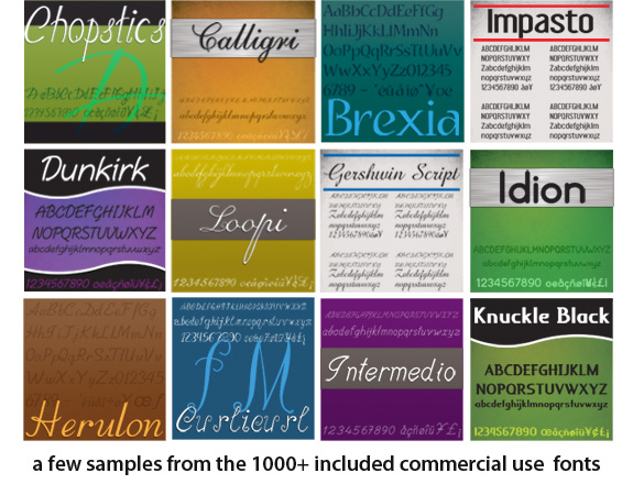 FontPack Pro Screenshot