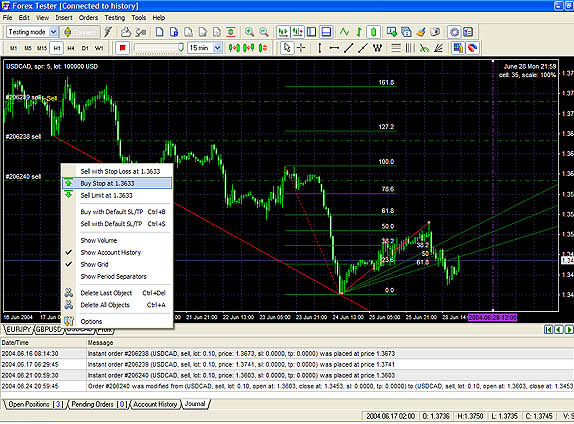 Forex portfolio management software