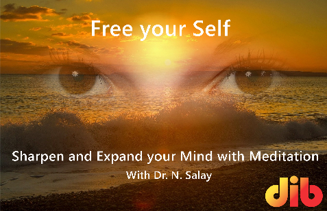 Free your Self: Sharpen and Expand your Mind with Meditation Screenshot