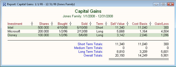 Business & Finance Software, Portfolio Management Software Screenshot