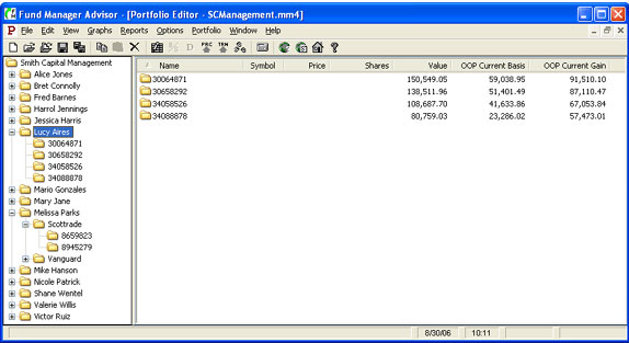 Fund Manager Personal - Portfolio Management Software for PC
