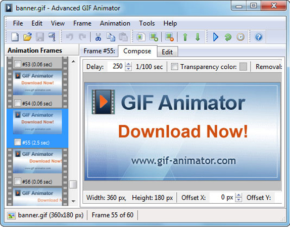 Gif animator animation software download for pc gif animator screenshot negle Gallery