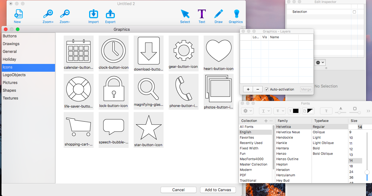 Graphic Design Software Free Mac