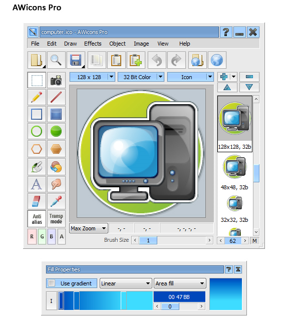 Design, Photo & Graphics Software, Graphics Mega-Bundle Screenshot