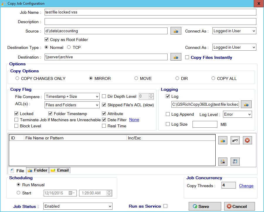 Software Utilities, Files and Folders Software Screenshot