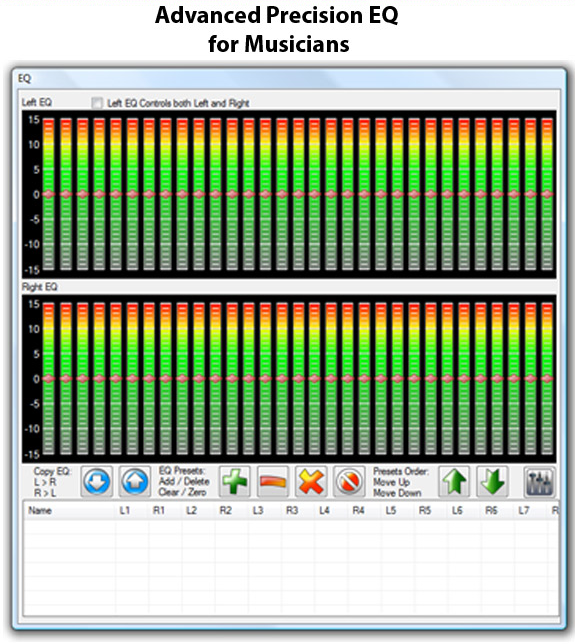 Guitar & Drum Trainer, Music Software Screenshot