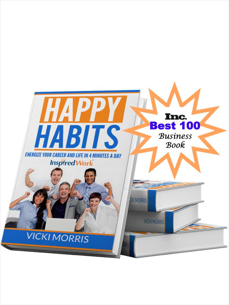Happy Habits: Energize Your Career and Life in 4 Minutes a Day (a $2.99 value) FREE! Screenshot