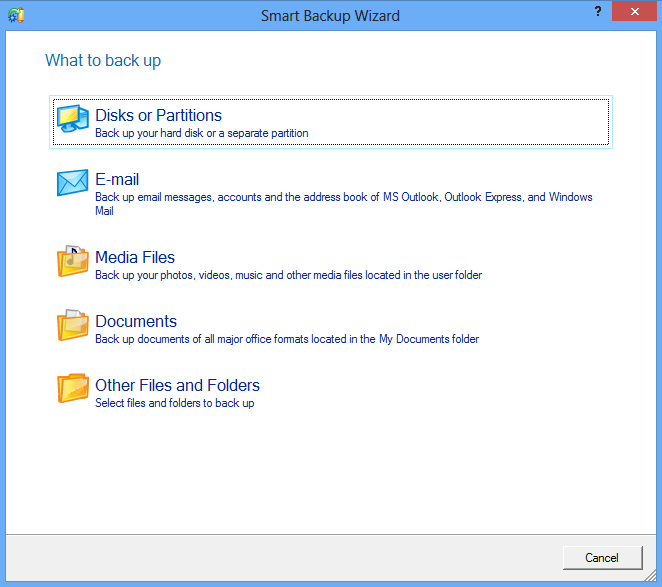 Hard Disk Manager Professional, Access Restriction Software Screenshot