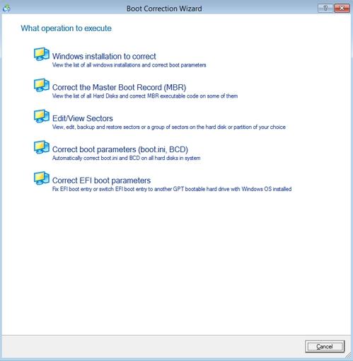 Hard Disk Manager Suite, Hard Drive Software Screenshot