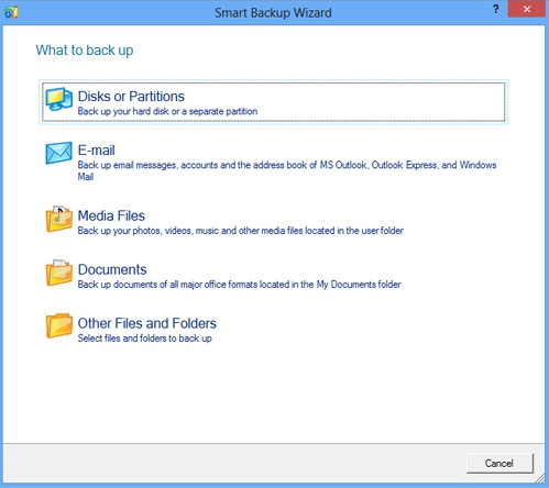 Hard Disk Manager Suite, Software Utilities, Hard Drive Software Screenshot