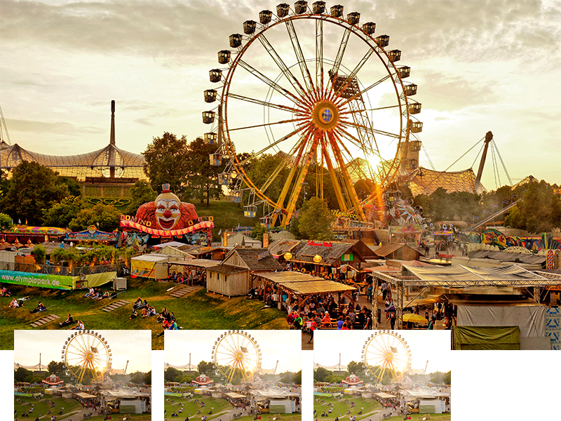 HDR projects 3 Professional, Design, Photo & Graphics Software Screenshot
