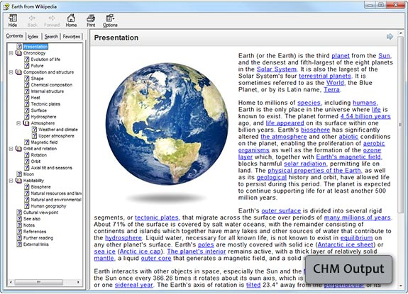 HelpNDoc Professional Edition Screenshot 9