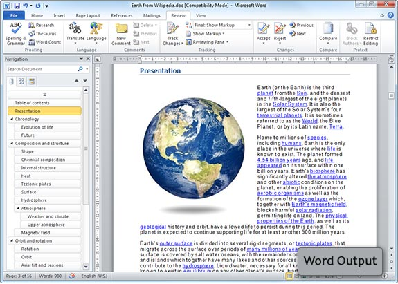 HelpNDoc Professional Edition, Development Software, Help Authoring Software Screenshot