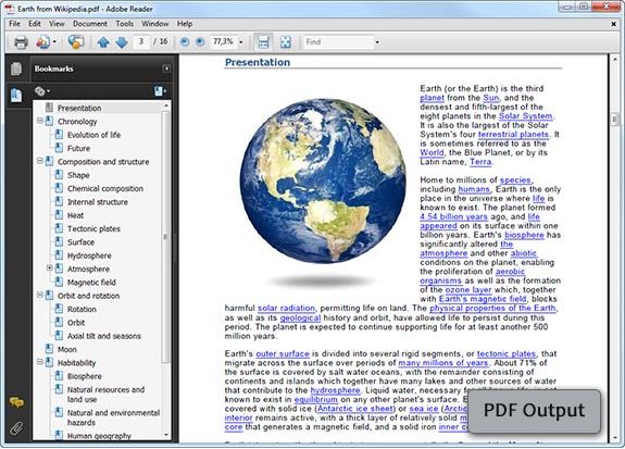 HelpNDoc Professional Edition Screenshot 11