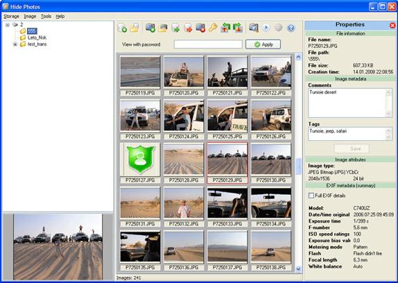 Hide Photos Screenshot