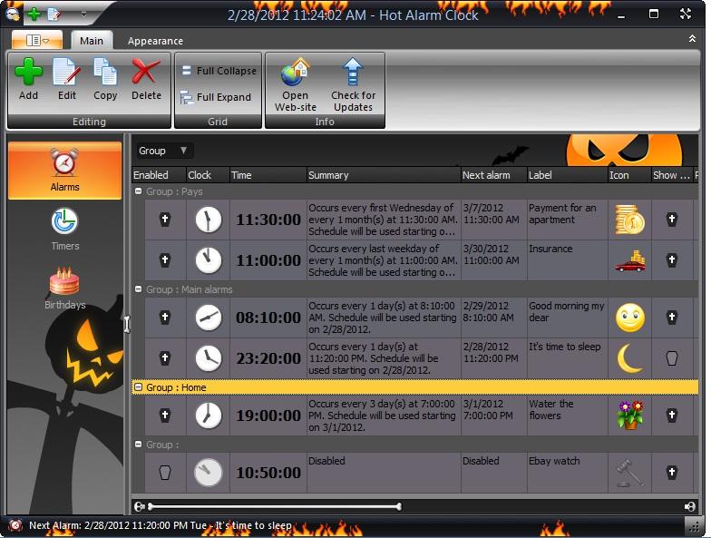 Hot Alarm Clock Clock Software Download For Pc