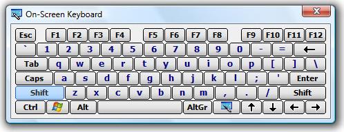 Hot Virtual Keyboard 4.0 Screenshot 9