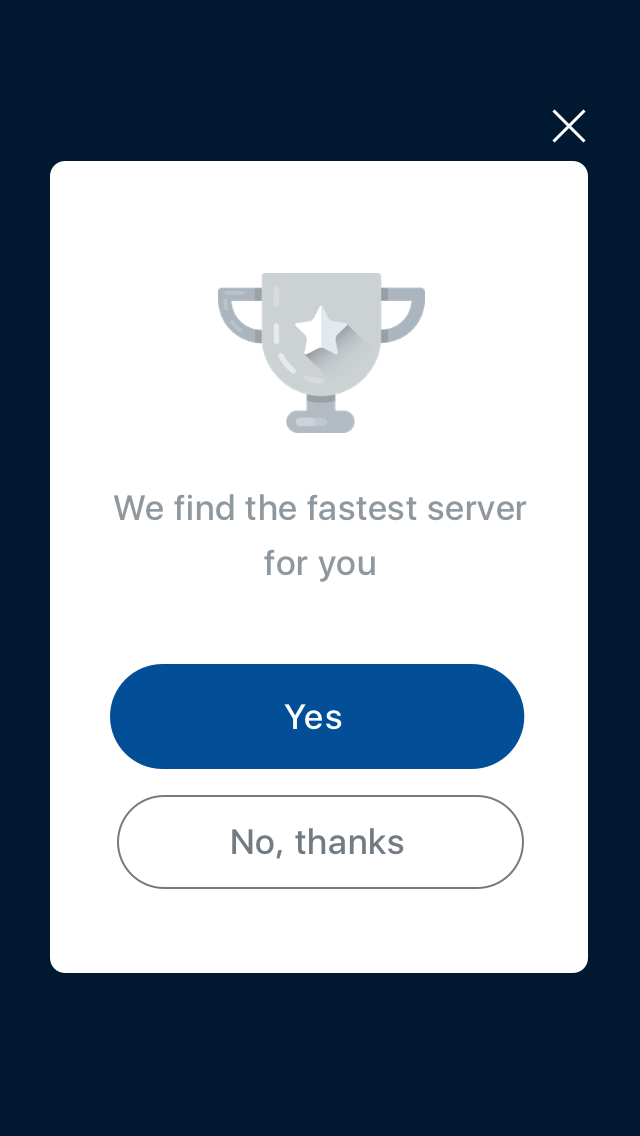 Hotspot Shield Elite - Lifetime license Screenshot