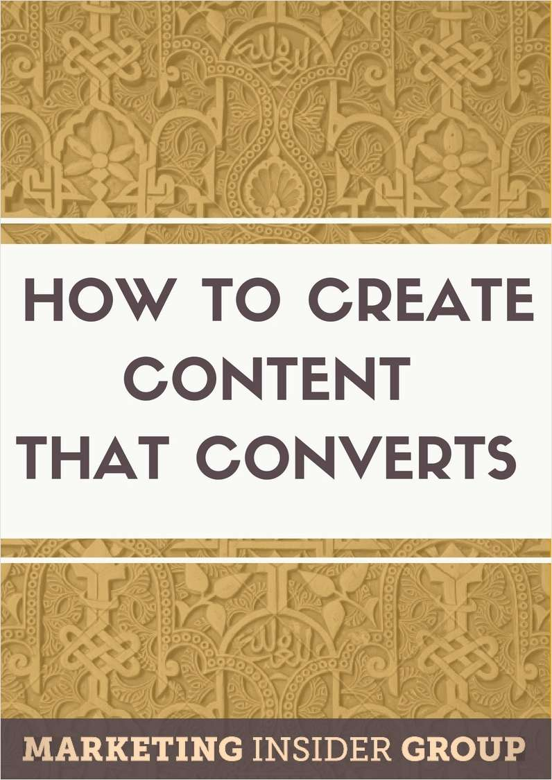 How To Create Content That Converts Screenshot