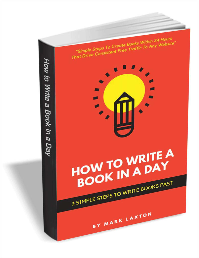 How to write a book software