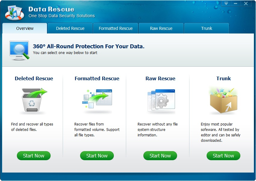 iAidsoft Data Recovery Screenshot