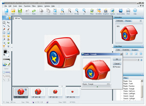 IconCool Studio Pro Screenshot 10