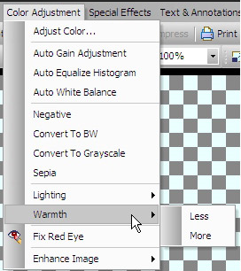 Image Compressor 2008 Pro Edition Screenshot 9