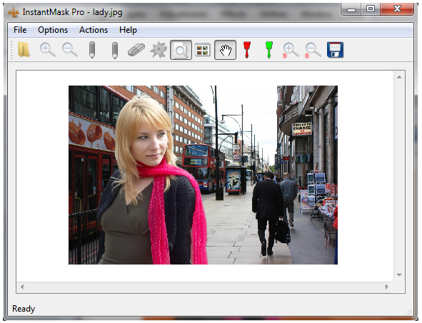 Design, Photo & Graphics Software, InstantMask Pro Screenshot