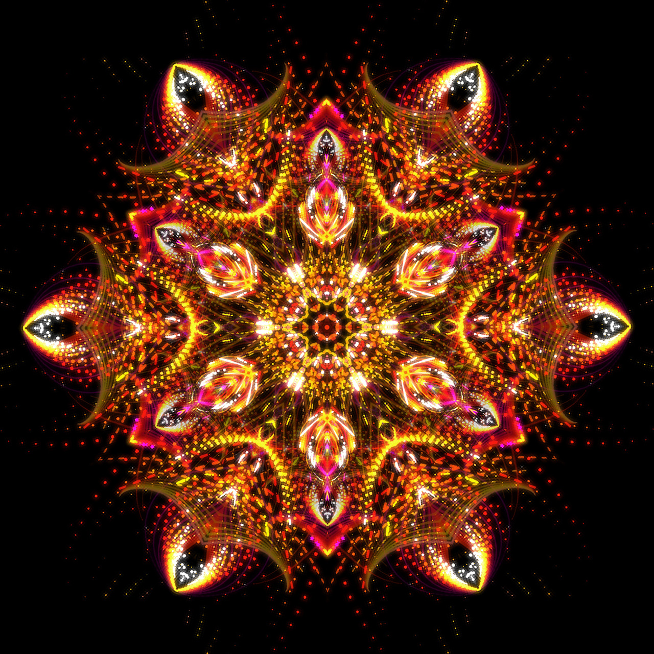 Inspirit, Graphic Design Software Screenshot
