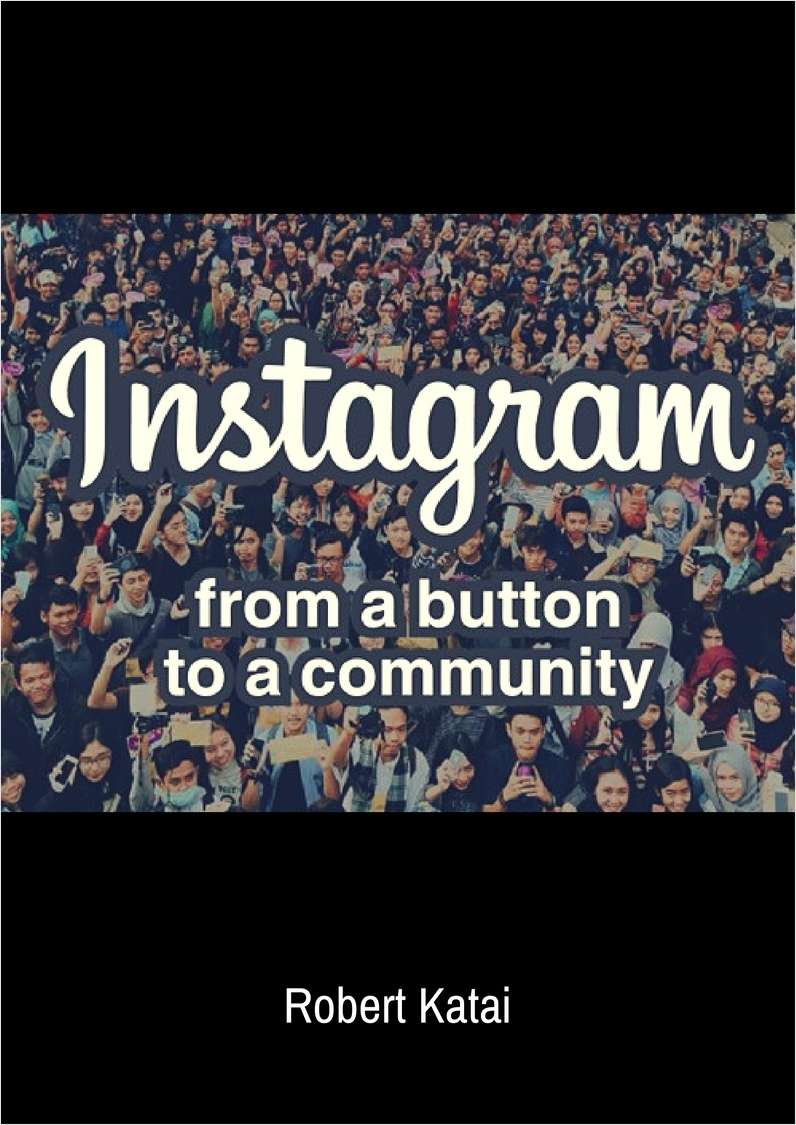 Instagram - From a Button to a Community Screenshot