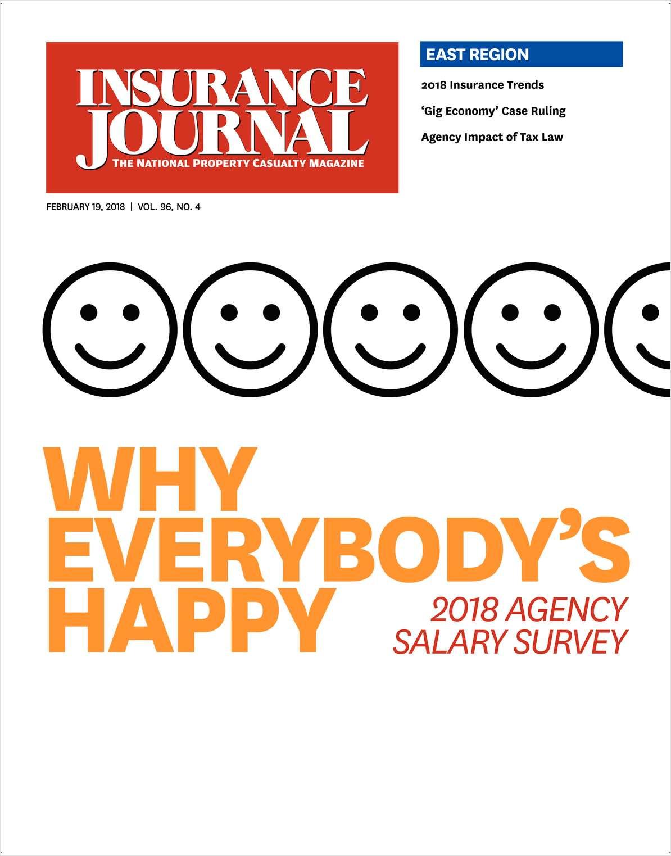 Insurance Journal Screenshot
