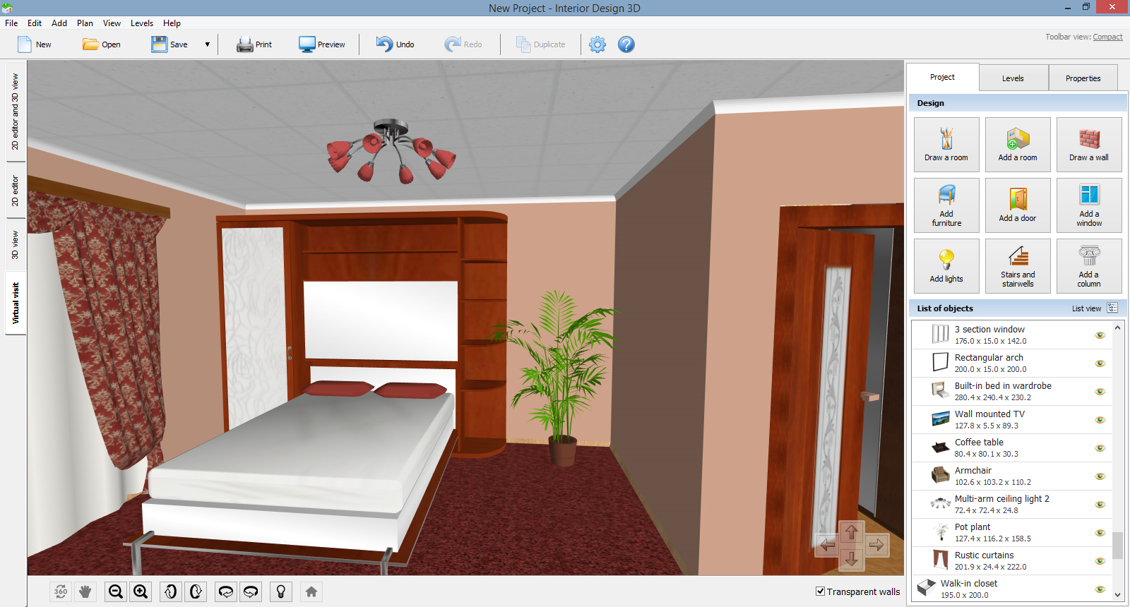 Pc software download deals for Interior decorating software free