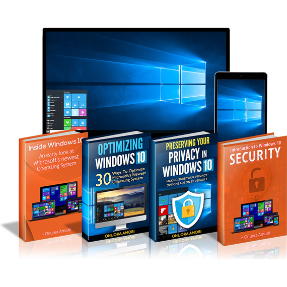 Introduction to Windows 10 Training Bundle Screenshot